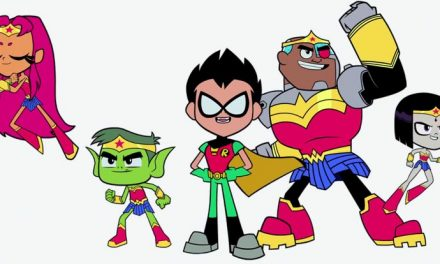 Teen Titans Go! To the Movies trailer is super!