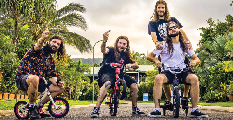 Q&A with The Bennies