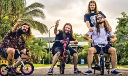 The Bennies, 'Natural Born Chillers' review