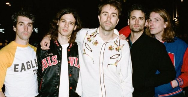Hear the latest from The Vaccines, 'I Can't Quit'