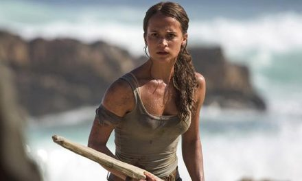 Crypt to screen – new Tomb Raider trailer