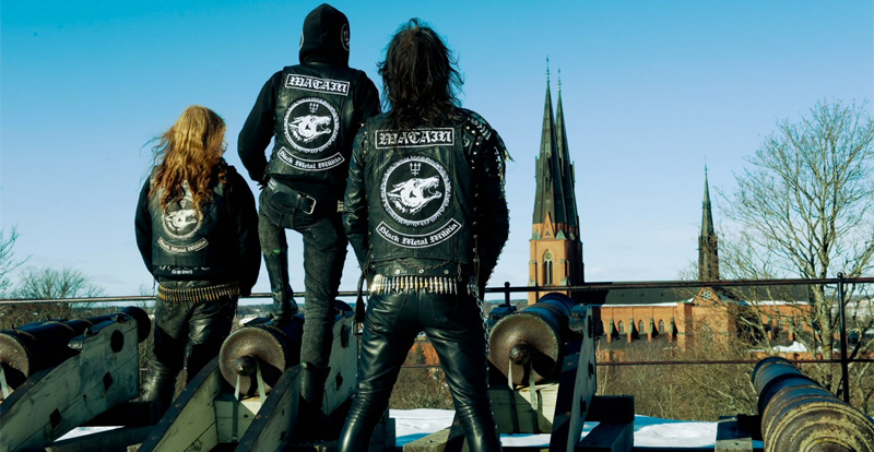 Watain, 'Trident Wolf Eclipse' review