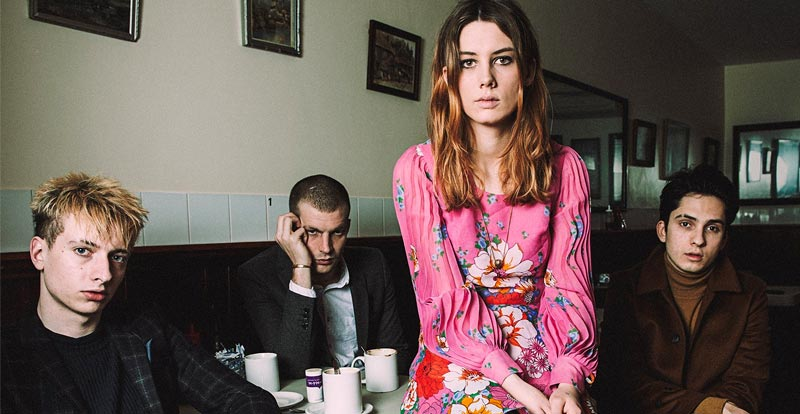 Wolf Alice nab the 2018 Mercury Music Prize