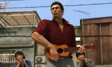 Are you ready for the Yakuza 6 minigames?