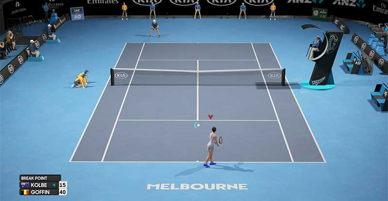 AO Tennis – review