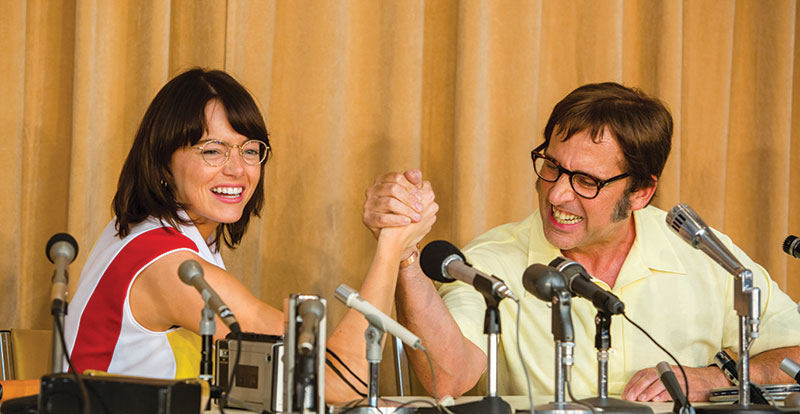 Battle of the Sexes on DVD and Blu-ray January 17