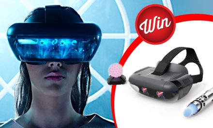Awaken your inner Jedi when you score this Star Wars AR Headset