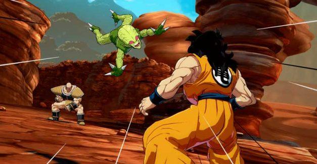 Dragon Ball FighterZ – interview