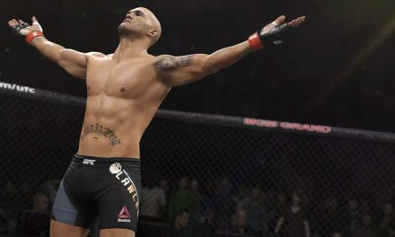 Please enjoy the EA SPORTS UFC 3 story trailer