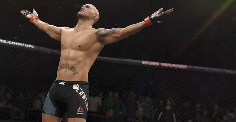 Please enjoy the EA SPORTS UFC 3 story trailer