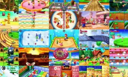 Mario Party: The Top 100 lets you party with amiibo