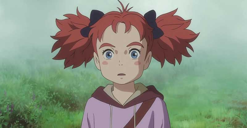 Mary and the Witch's Flower – review