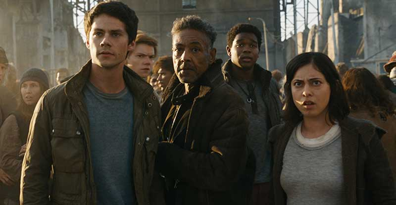 Maze Runner: The Death Cure – review