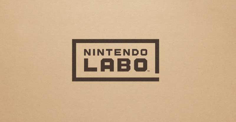 Nintendo reveals the crazy Nintendo Labo