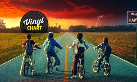 JB's vinyl chart (Jan 12 – 18, 2018)