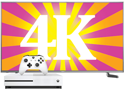 4K Guide Basic Setup