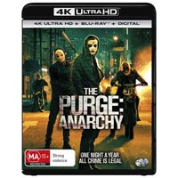 4K February 2018 - The Purge: Anarchy