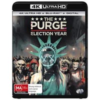 4K February 2018 - The Purge: Election Year
