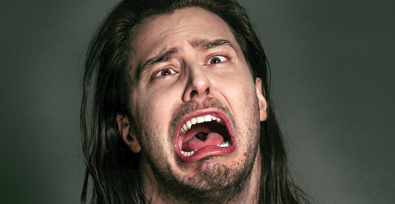 Andrew W.K., 'You're Not Alone' review