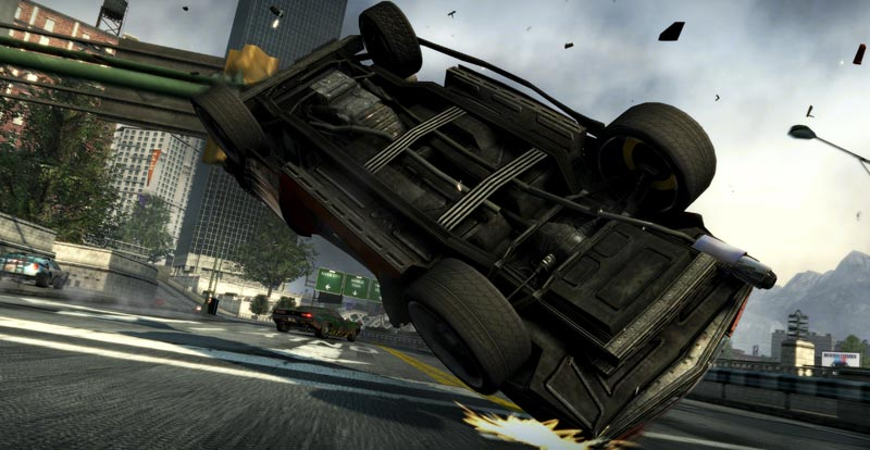 Take us back to Paradise City: Burnout Paradise Remastered