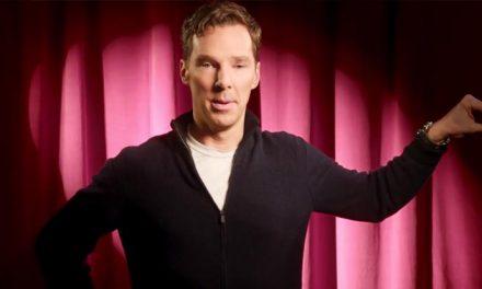 Benedict Cumberbatch is a teapot