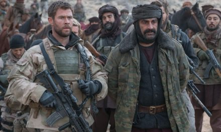 Chris Hemsworth interview – 12 Strong