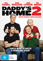 Daddy's Home 2 DVD Cover