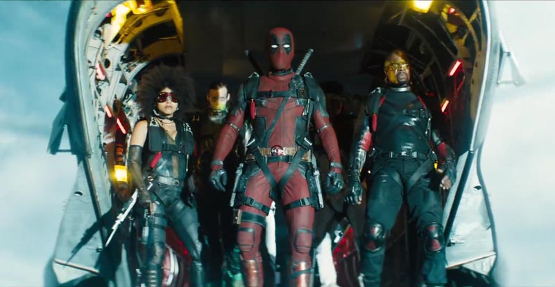 WHOMP! Deadpool 2 trailer hits with deadly X-Force