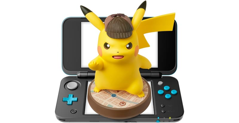 Gotta catch this Detective Pikachu gameplay trailer