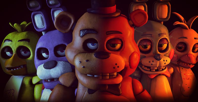 Gremlins guy to helm Five Nights at Freddy's movie
