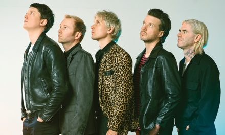 A chat with Franz Ferdinand's Paul Thompson