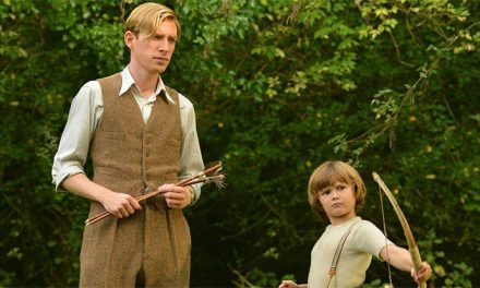 Goodbye Christopher Robin on DVD and Blu-ray February 21