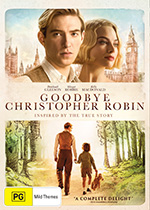 Goodbye Christopher Robin DVD Cover
