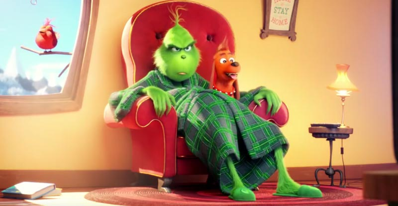 The Grinch is beautiful – no matter what you say!