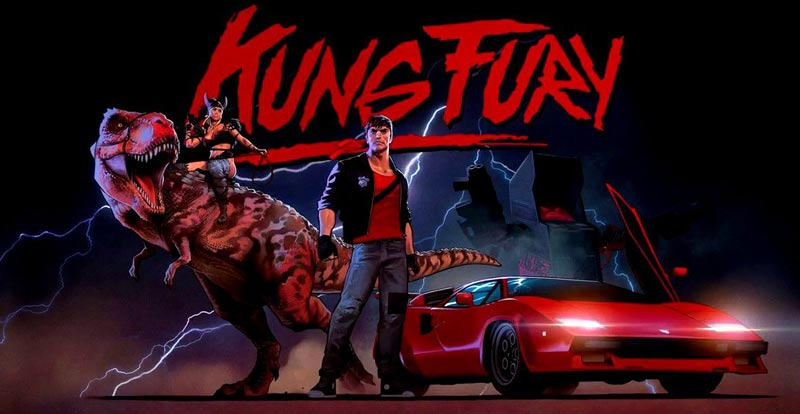 Fassbender gets Hoff with full-length Kung Fury
