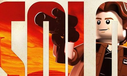 Solo: A Star Wars Story character posters – in LEGO