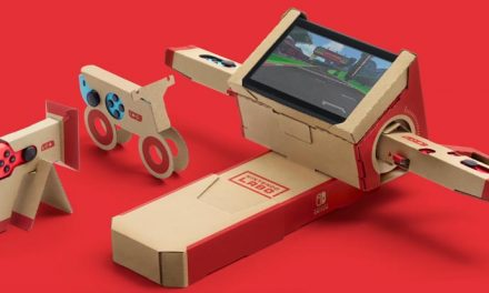 The nuts and bolts of Nintendo Labo