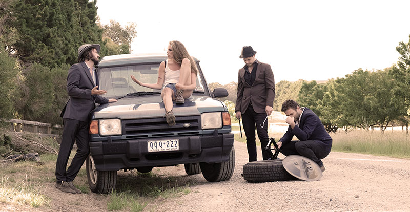 Lachlan Bryan & The Wildes, 'Some Girls (Quite) Like Country Music' review