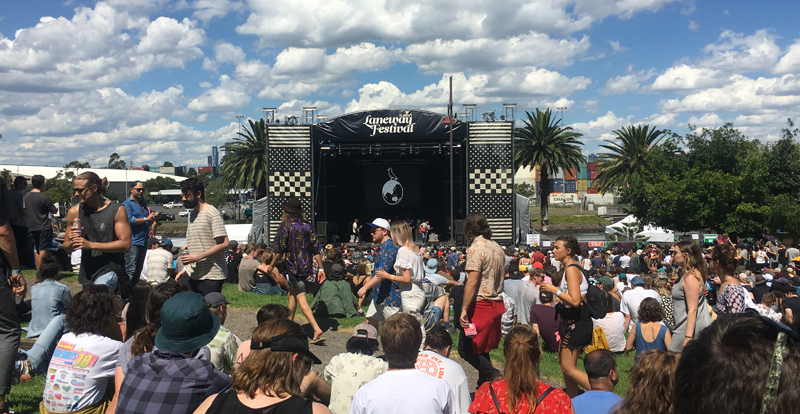 The yays and nays of Laneway '18