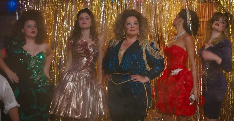 Melissa McCarthy goes back to school in Life of the Party
