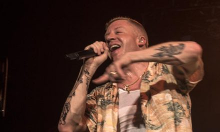 Macklemore @ Festival Hall, Melbourne: photo gallery