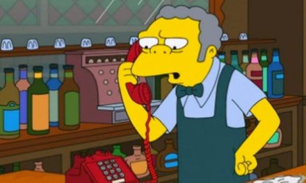 Goodfella to voice Moe's dad in The Simpsons