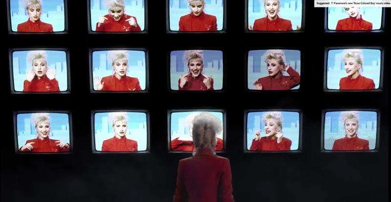 Good morning Paramore! 'Rose-Colored Boy' vid drops