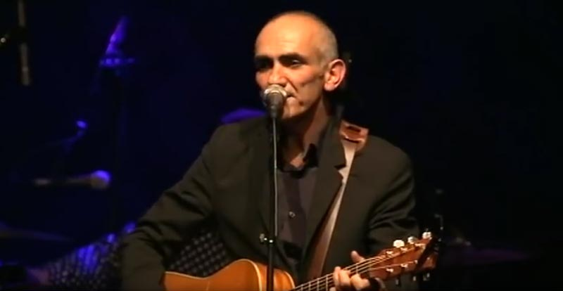 TUNESDAY track – Paul Kelly, 'When I First Met Your Ma'