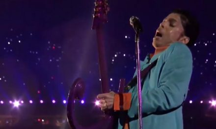 The real thing – dig Prince's 2007 Super Bowl show