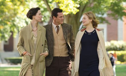 Professor Marston and the Wonder Women on DVD February 28