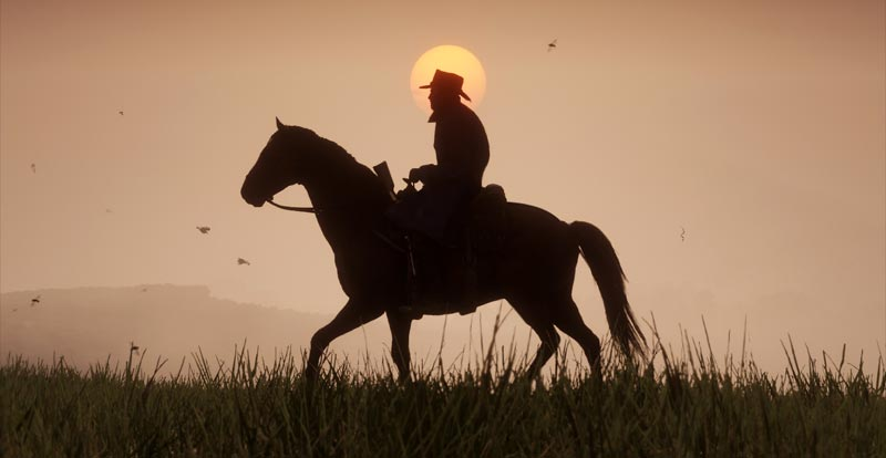 Red Dead Redemption II finally dated – again