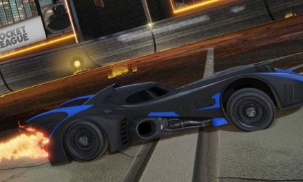The DC Universe expands into Rocket League