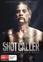 Shot Caller DVD Cover