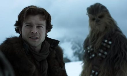 The teased teaser for Solo: A Star Wars Story hits